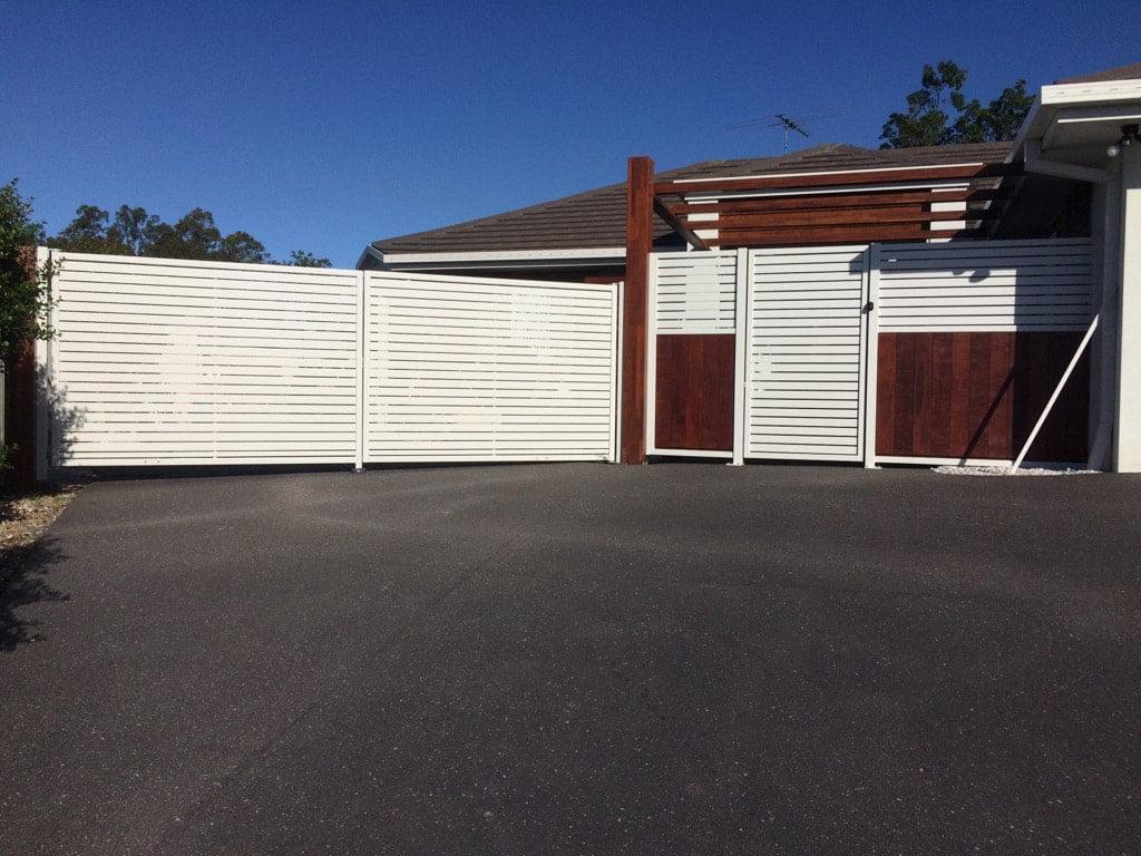 Aluminum Slat Fencing (8)